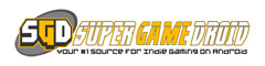 Super Game Droid logo